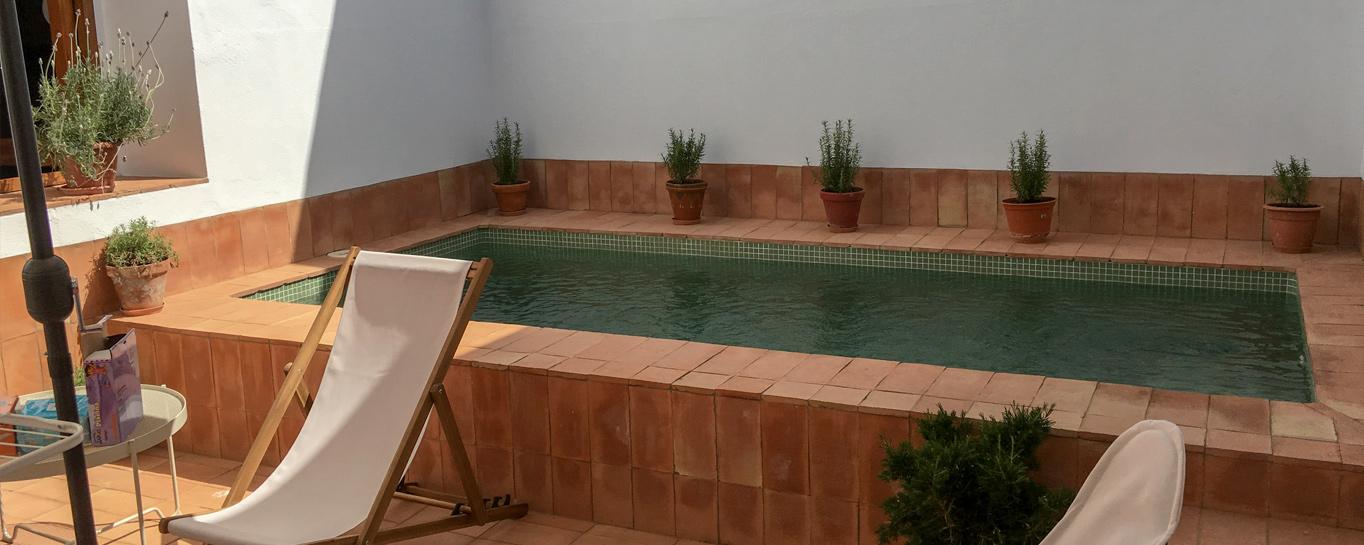 Piscine de natation